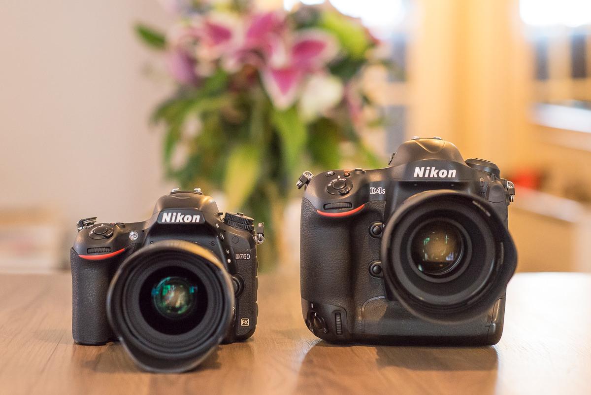Gear review: Nikon D750 vs Nikon D4S vs Sony a7s