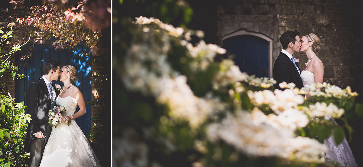 Farnham Castle Wedding Photography | Amelia & Ollie 34 A little treat for later 1