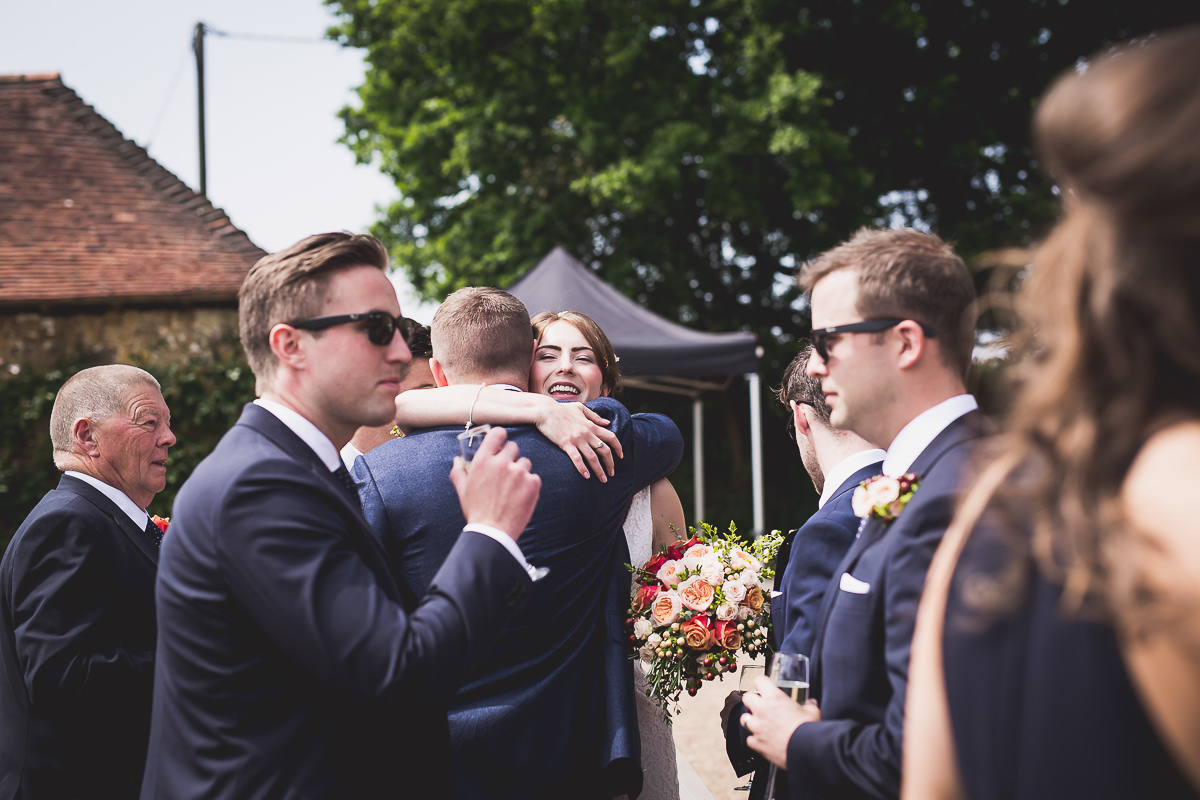 Grittenham Barn Wedding Photography | Hannah & Chris 16 Last adjustments 1