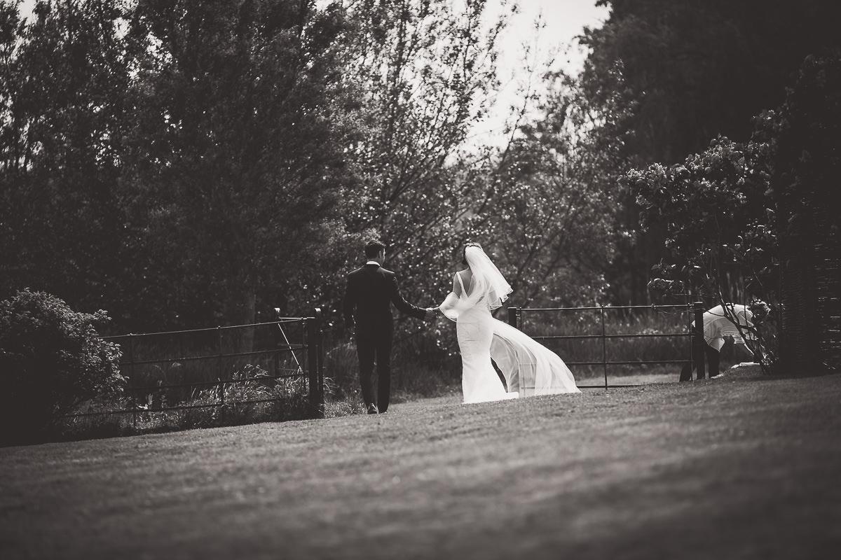 Grittenham Barn Wedding Photography | Hannah & Chris 24 The happy couple 1
