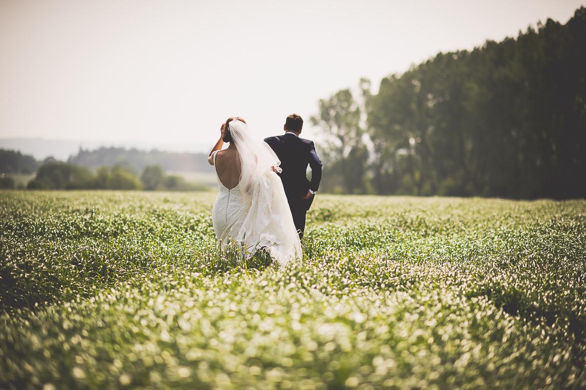 Grittenham Barn Wedding Photography | Hannah & Chris 29 Wedding in a church 1