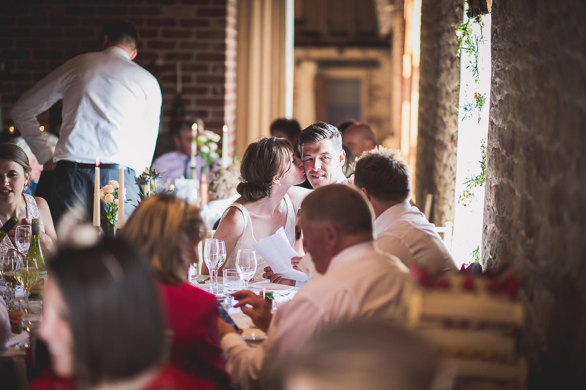 Grittenham Barn Wedding Photography | Hannah & Chris 39 couple portrait small 1
