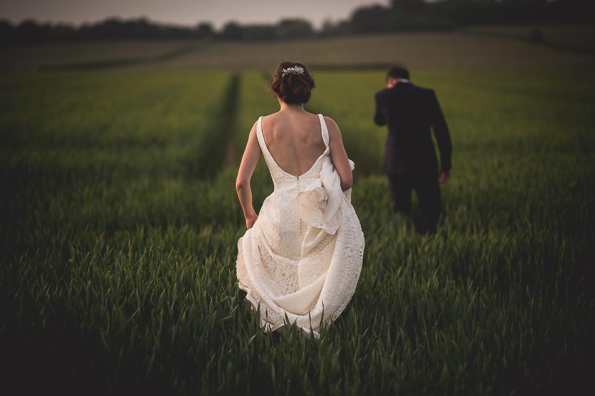 Grittenham Barn Wedding Photography | Hannah & Chris 53 Grooms speech 1