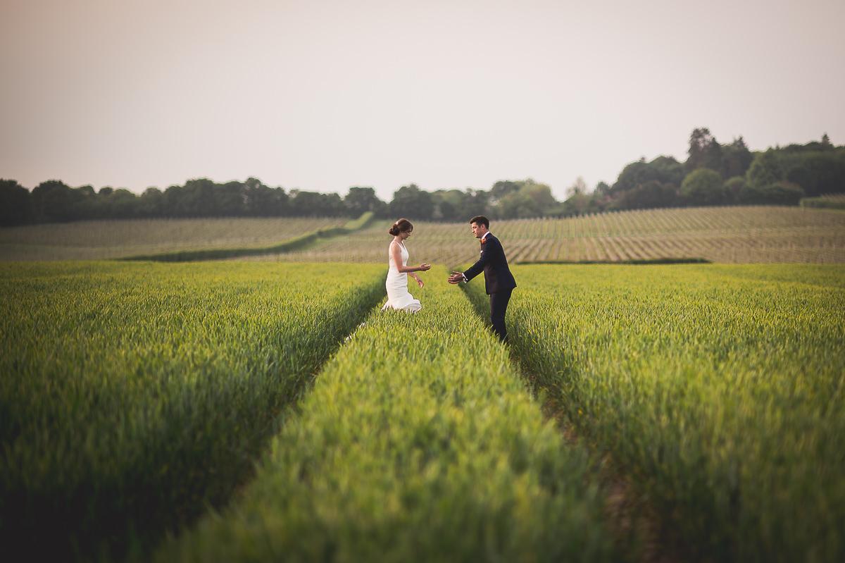 Grittenham Barn Wedding Photography | Hannah & Chris 56 Grooms toast 1