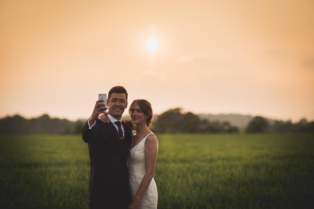 Grittenham Barn Wedding Photography | Hannah & Chris 61 Best man speech bw 1