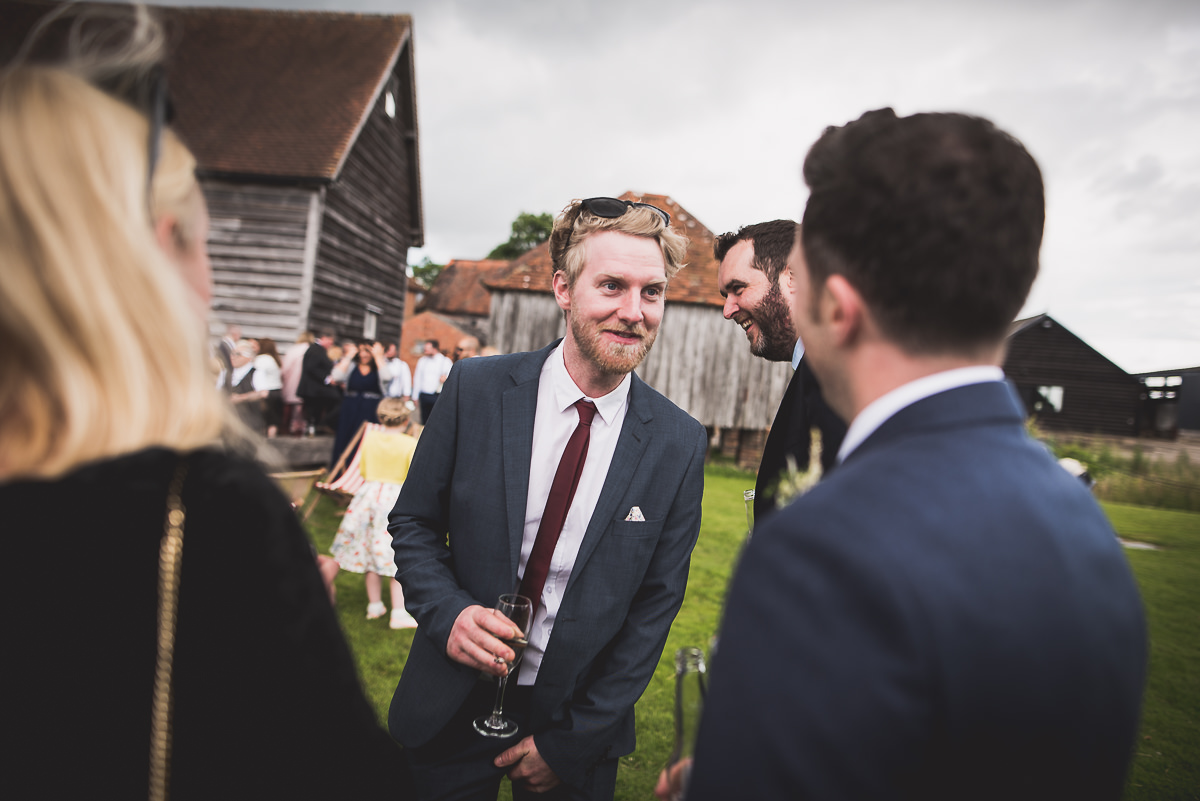 Old Greens Barn Wedding | Holly & Ben 34 A little treat for later