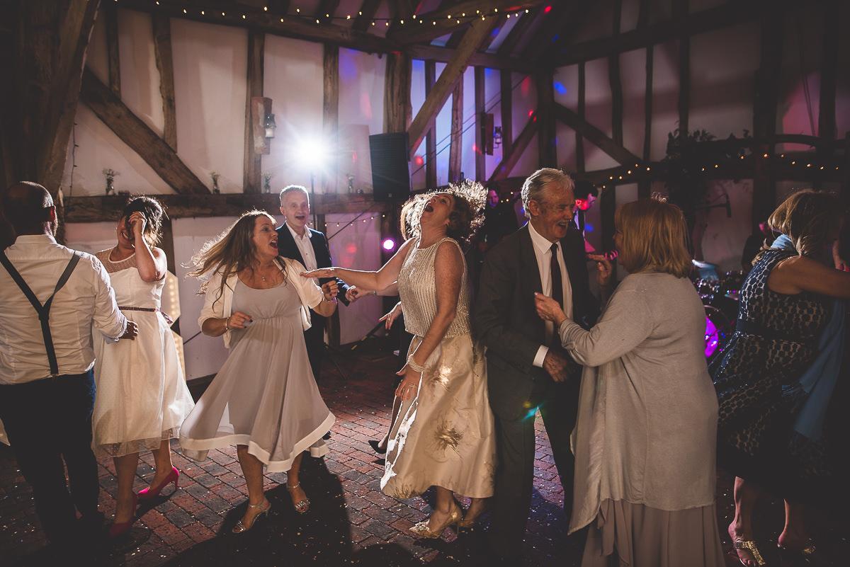 Old Greens Barn Wedding | Holly & Ben 55 Grooms speech colour