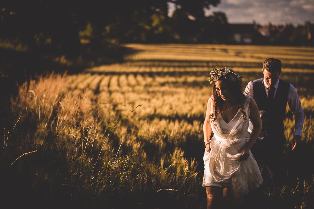 Old Greens Barn Wedding | Holly & Ben 61 Best man speech bw