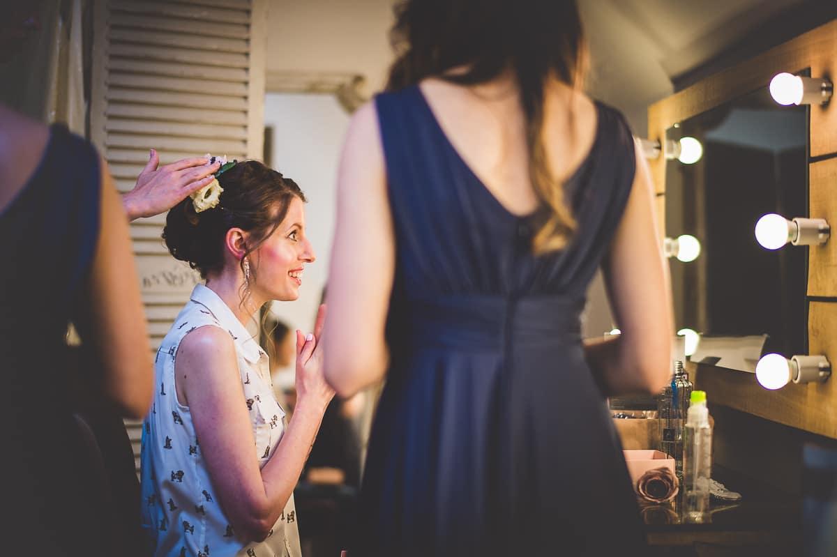 Millbridge Court Wedding Photography | Barbora & Matt 04 Bride and family