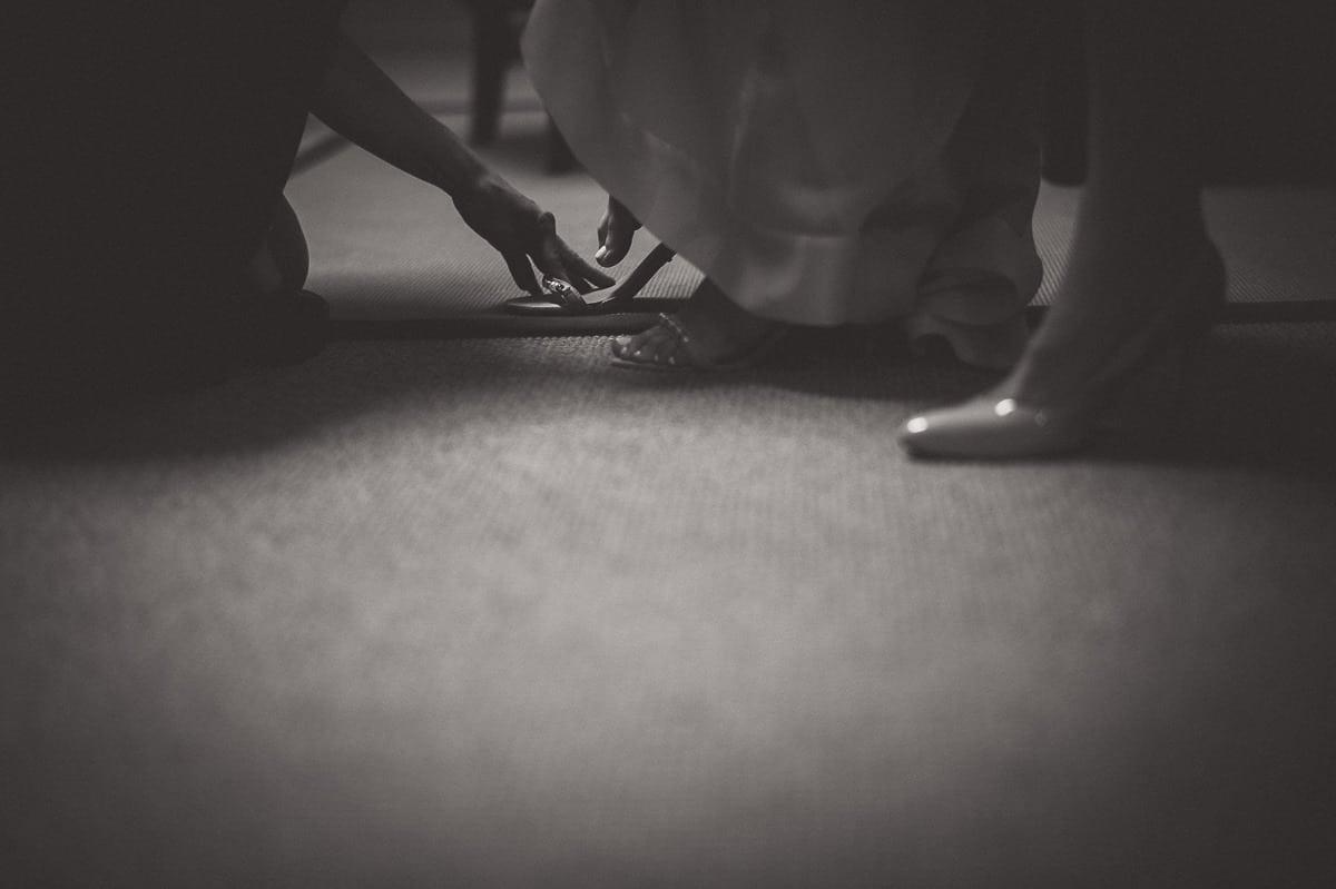 Millbridge Court Wedding Photography | Barbora & Matt 05 Little nipper
