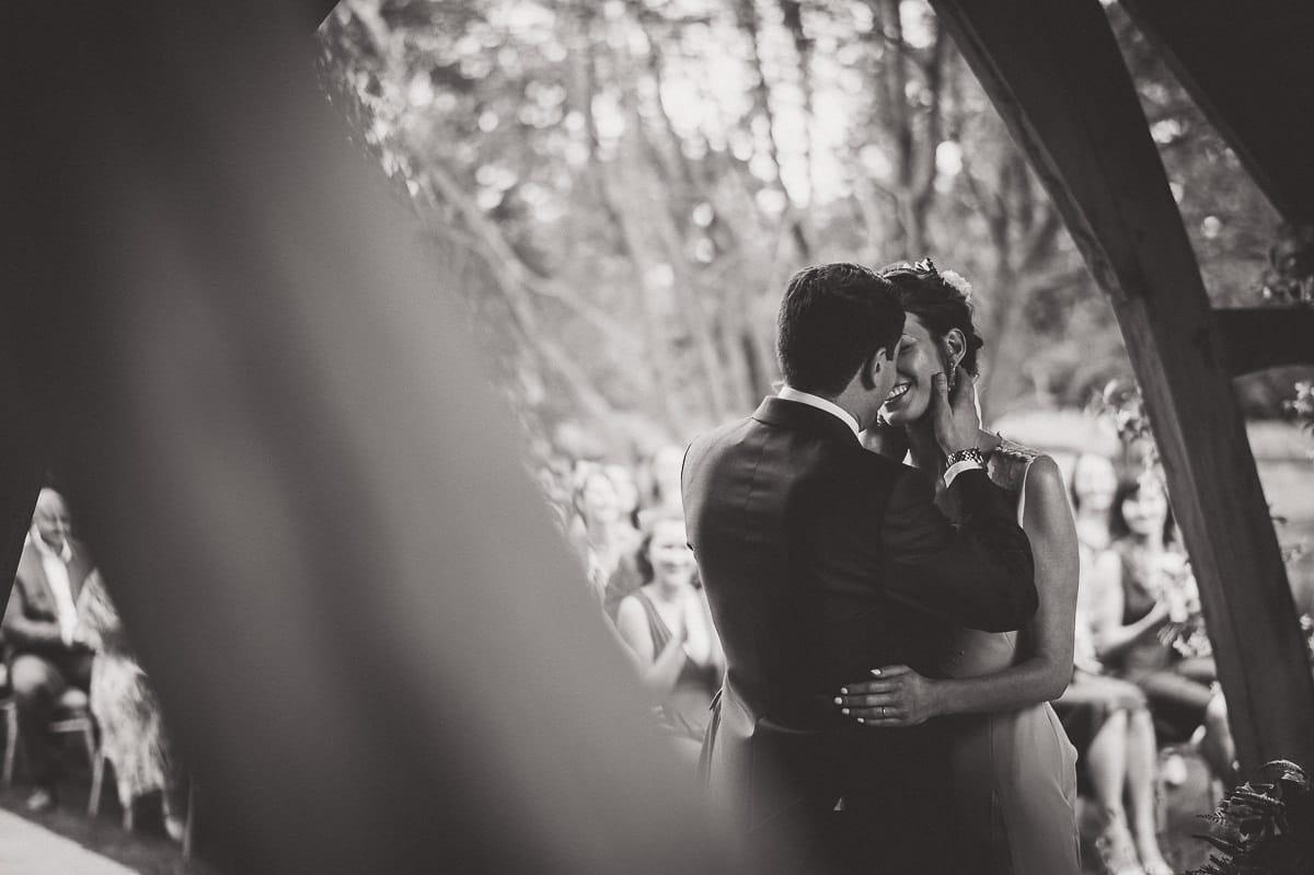 Millbridge Court Wedding Photography | Barbora & Matt 19 Beautiful bride bw