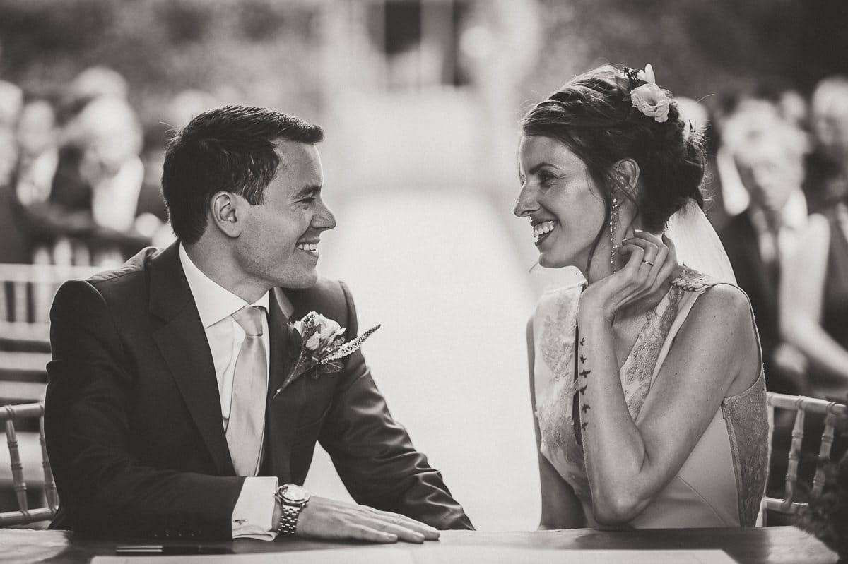 Millbridge Court Wedding Photography | Barbora & Matt 21 The boys chatting