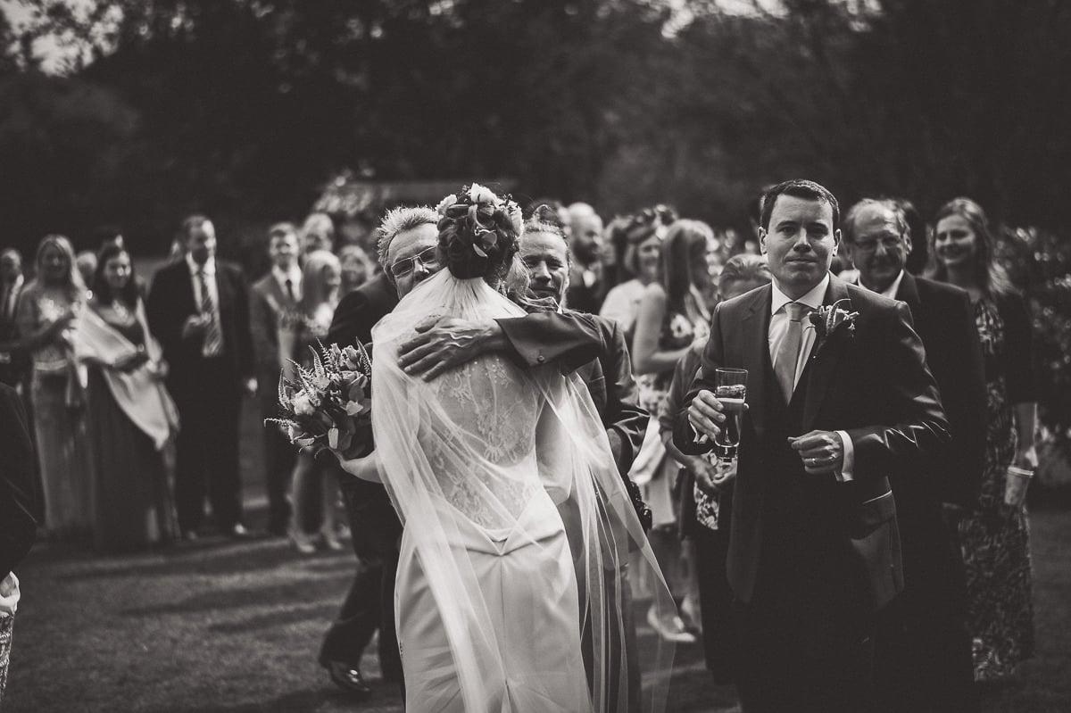 Millbridge Court Wedding Photography | Barbora & Matt 24 The happy couple