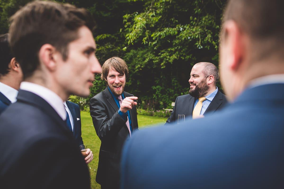 Millbridge Court Wedding Photography | Barbora & Matt 28 Cute little wedding guest