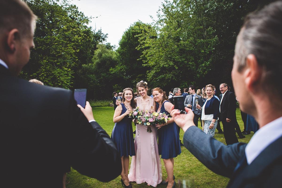 Millbridge Court Wedding Photography | Barbora & Matt 29 Wedding in a church