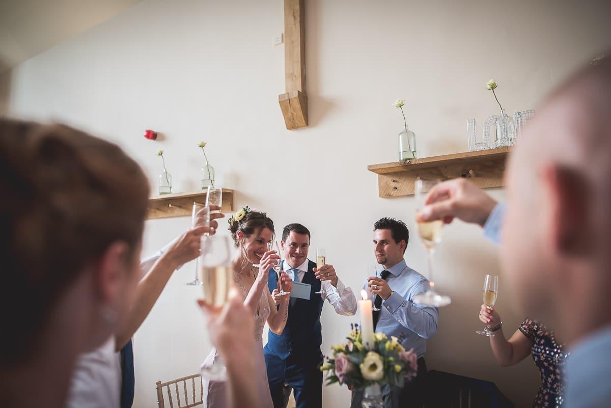 Millbridge Court Wedding Photography | Barbora & Matt 40 couple portrait colour
