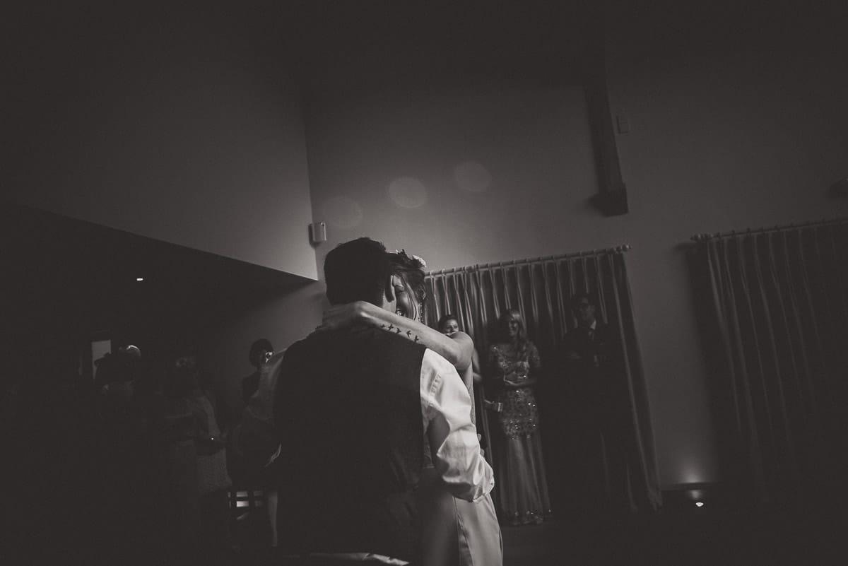 Millbridge Court Wedding Photography | Barbora & Matt 52 The speech begins