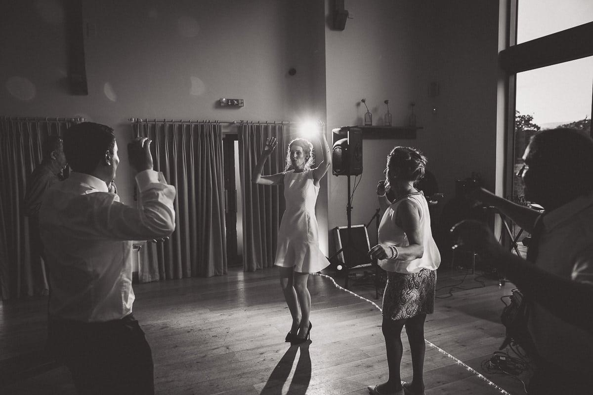 Millbridge Court Wedding Photography | Barbora & Matt 66 funny group