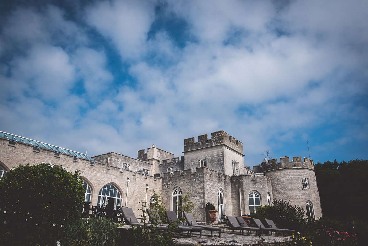 Pennsylvania Castle wedding photography