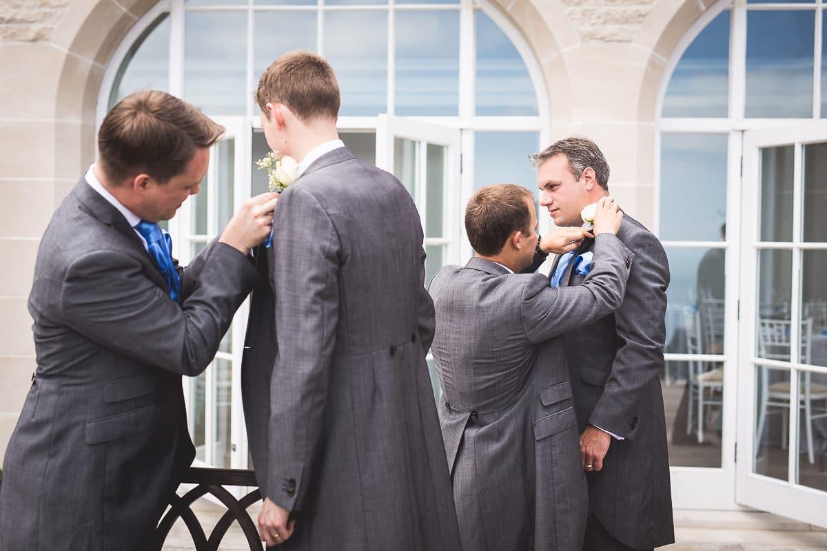 Pennsylvania Castle Wedding | Anna & Shane ablog 51
