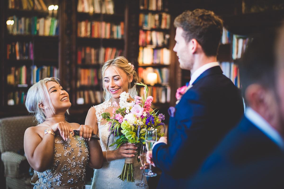 Wiston House Wedding | Katie & Clayton Claytie146