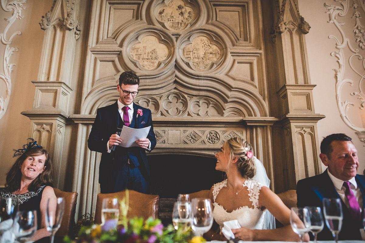 Wiston House Wedding | Katie & Clayton Claytie166