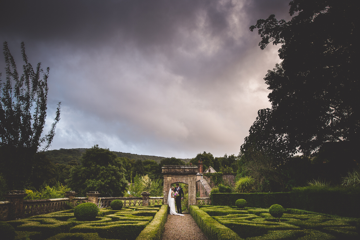 Wiston House Wedding Photos