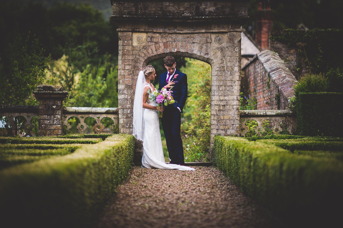 Wiston House Wedding