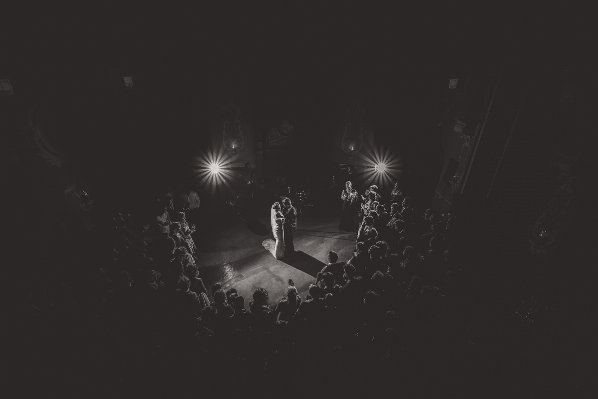 Wiston House first dance b/w