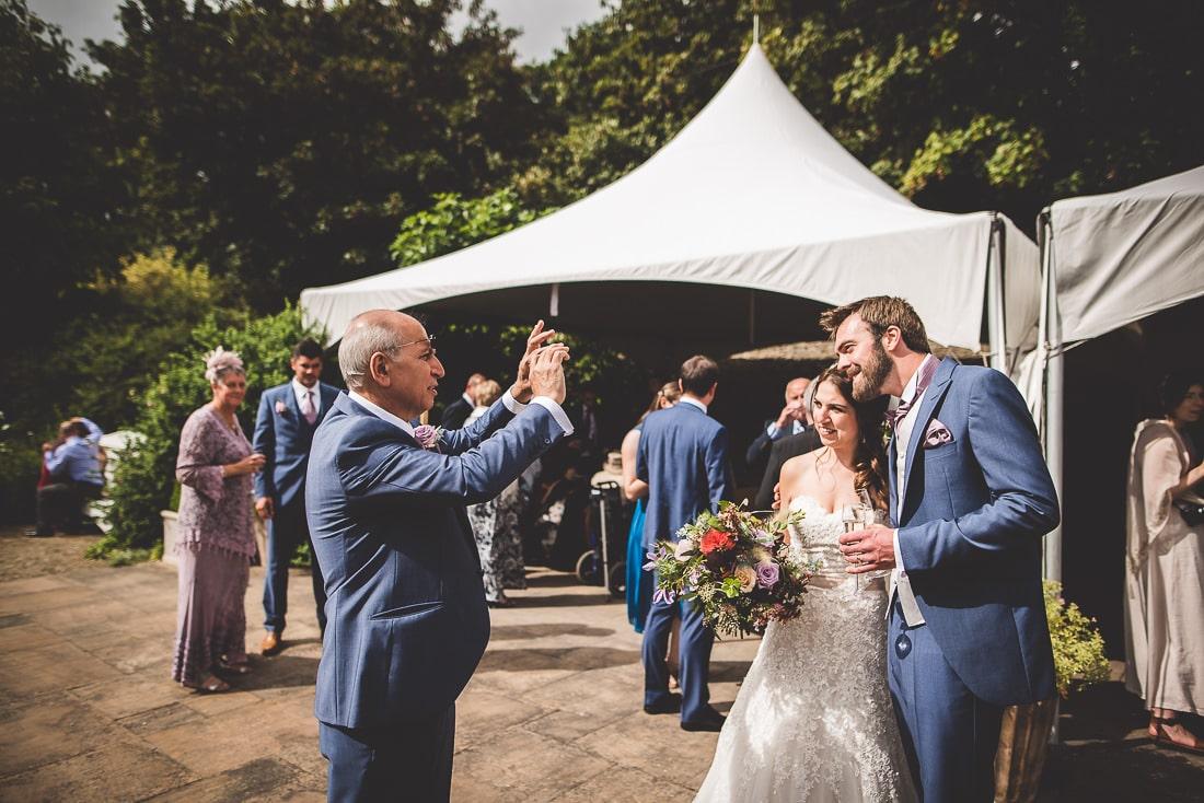 Loseley Park Wedding | Pamela & Jonathan Loseley 100