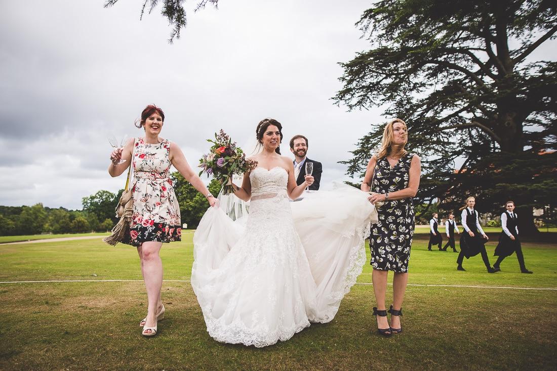 Loseley Park Wedding | Pamela & Jonathan Loseley 125
