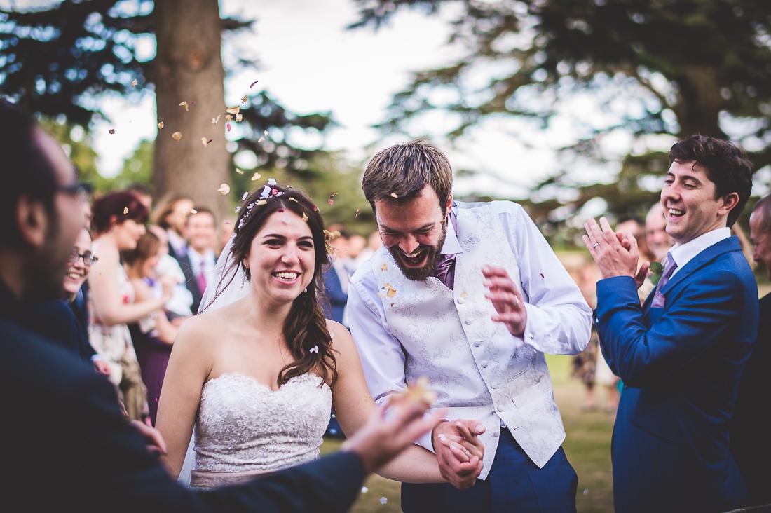 Loseley Park Wedding | Pamela & Jonathan Loseley 146