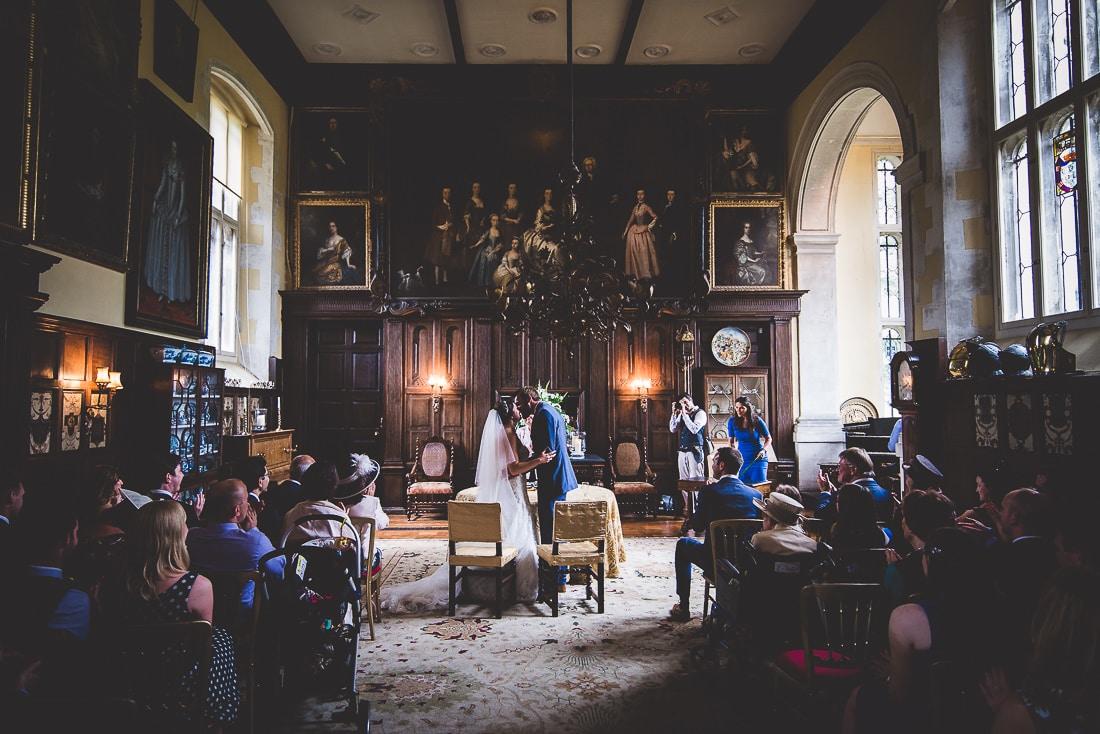 Loseley Park Wedding | Pamela & Jonathan Loseley 79