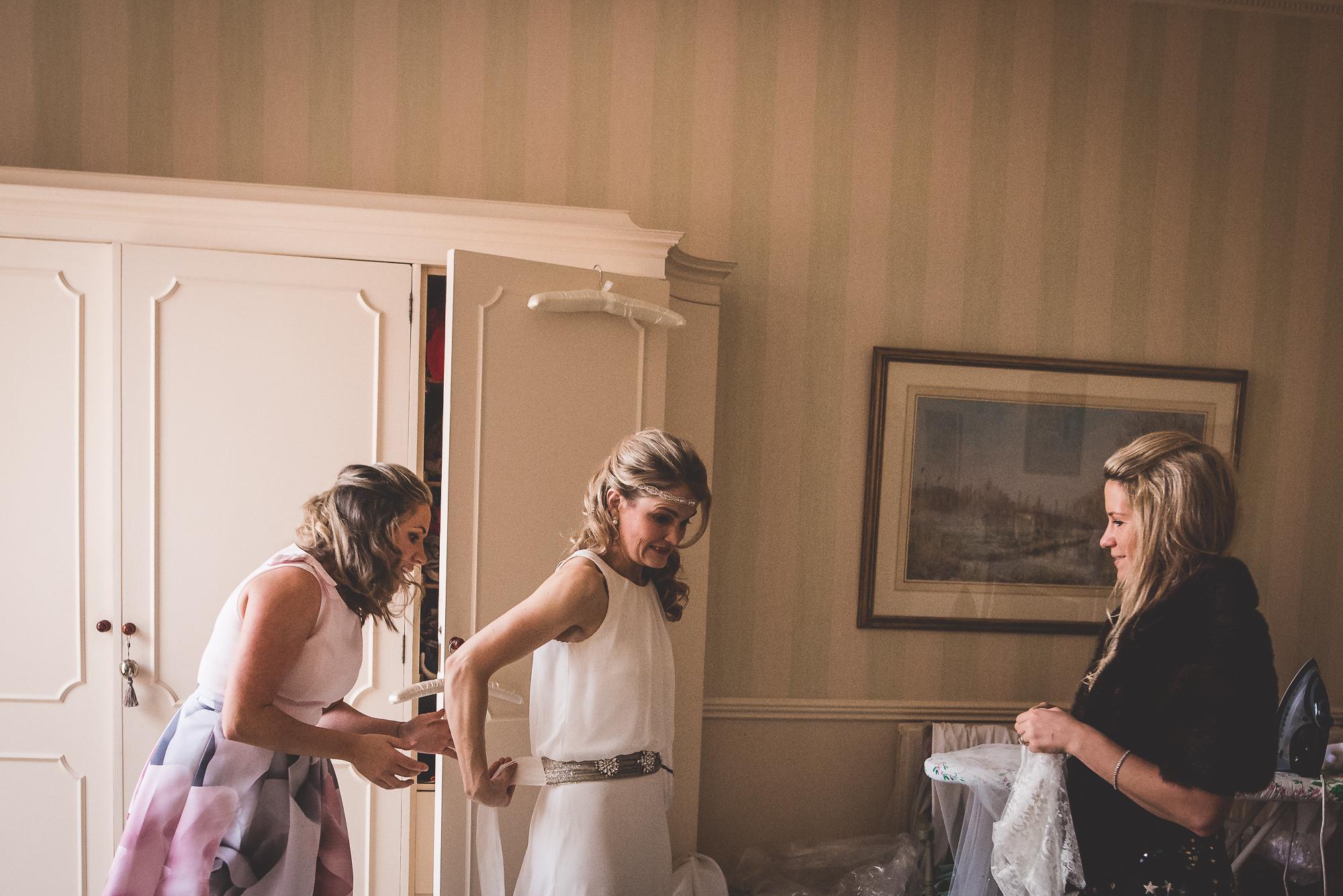 Garden Tipi Wedding | Tobina & Franny Tobina Blog 030