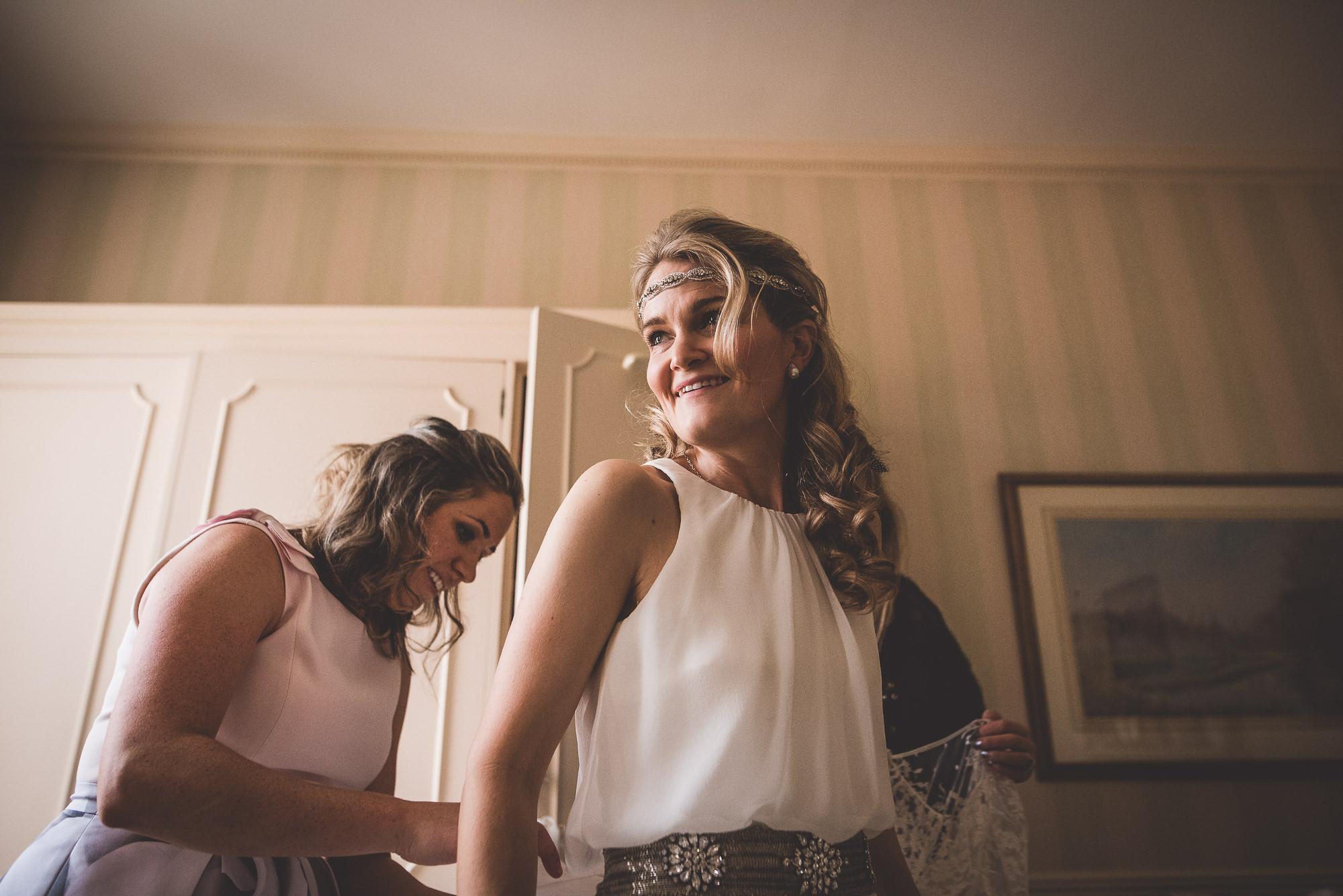 Garden Tipi Wedding | Tobina & Franny Tobina Blog 031