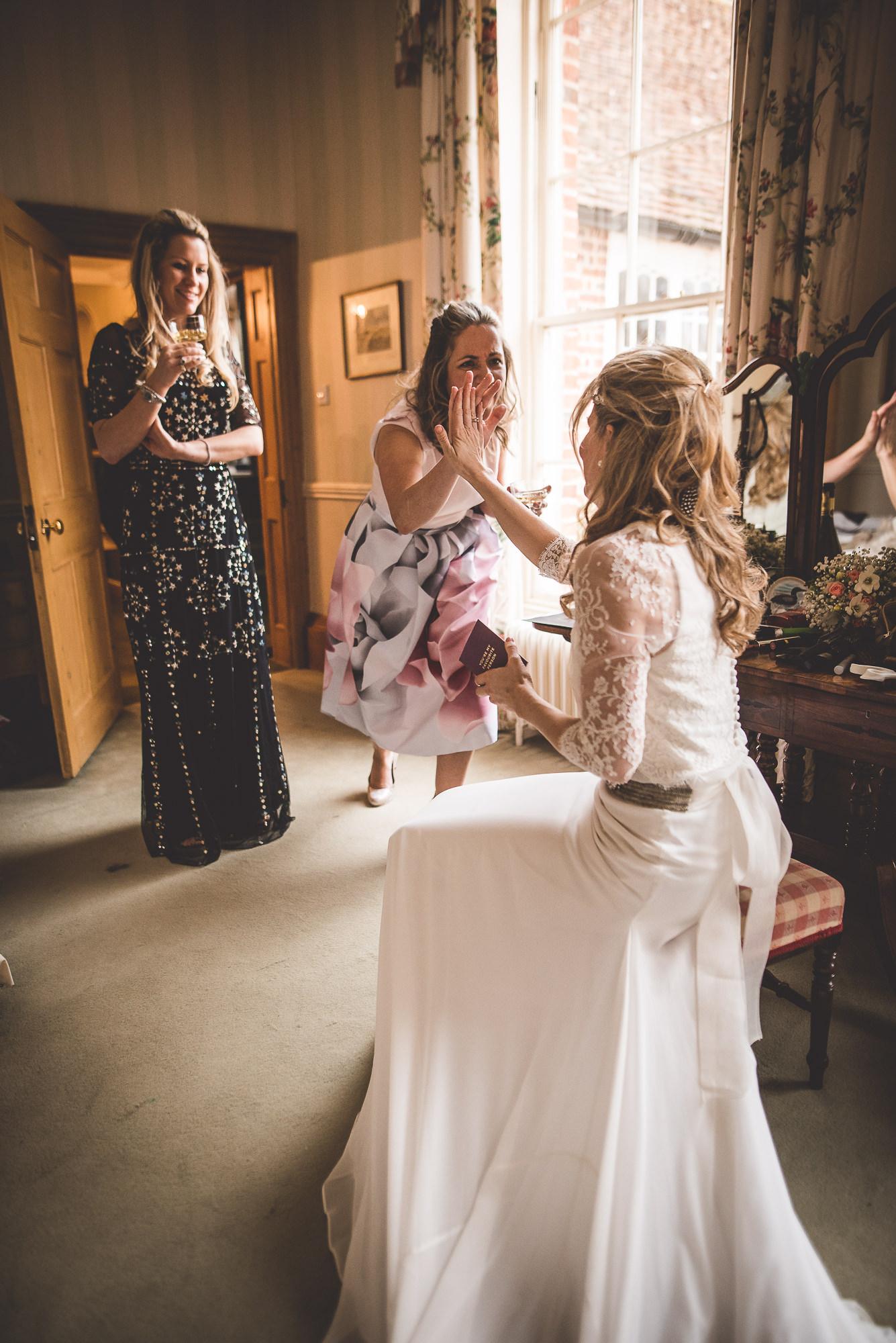 Garden Tipi Wedding | Tobina & Franny Tobina Blog 032