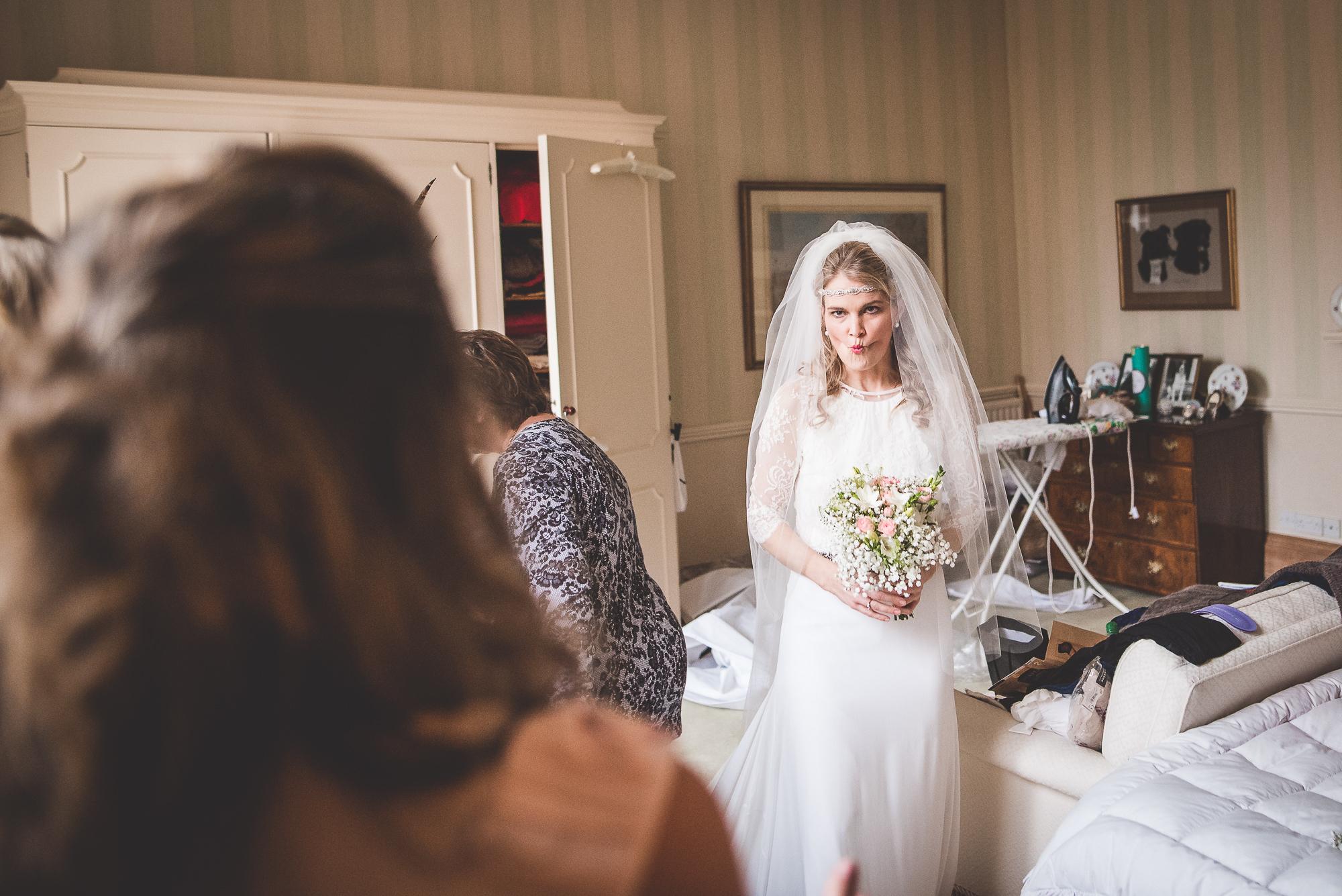 Garden Tipi Wedding | Tobina & Franny Tobina Blog 034