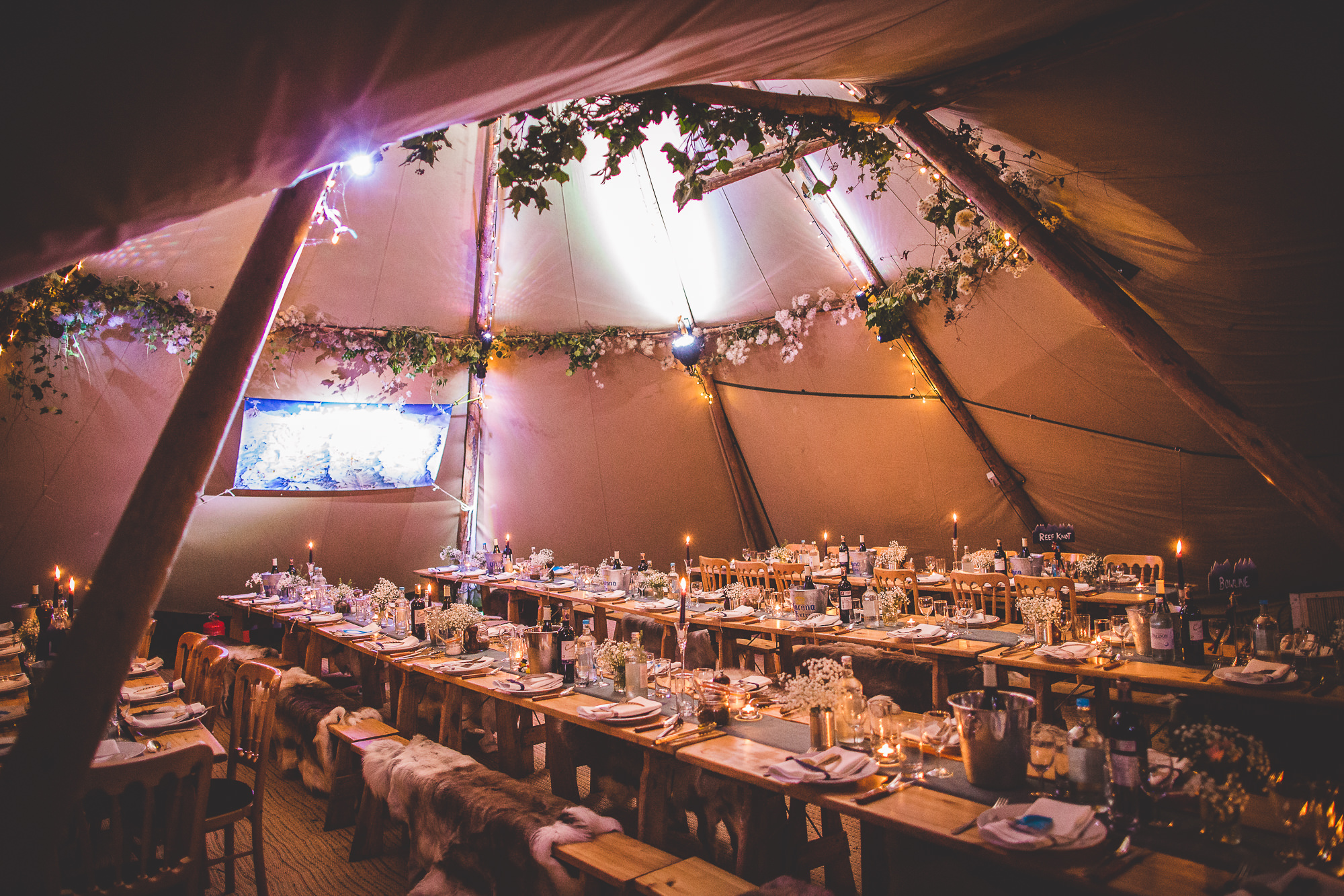 Garden Tipi Wedding | Tobina & Franny Tobina Blog 053