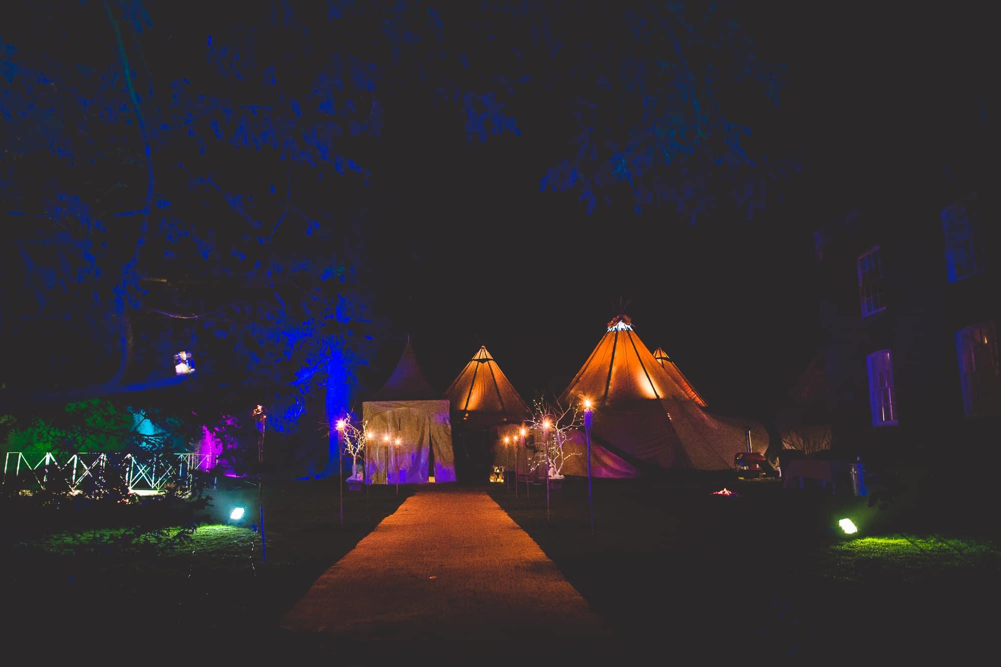 Garden Tipi Wedding | Tobina & Franny Tobina Blog 061