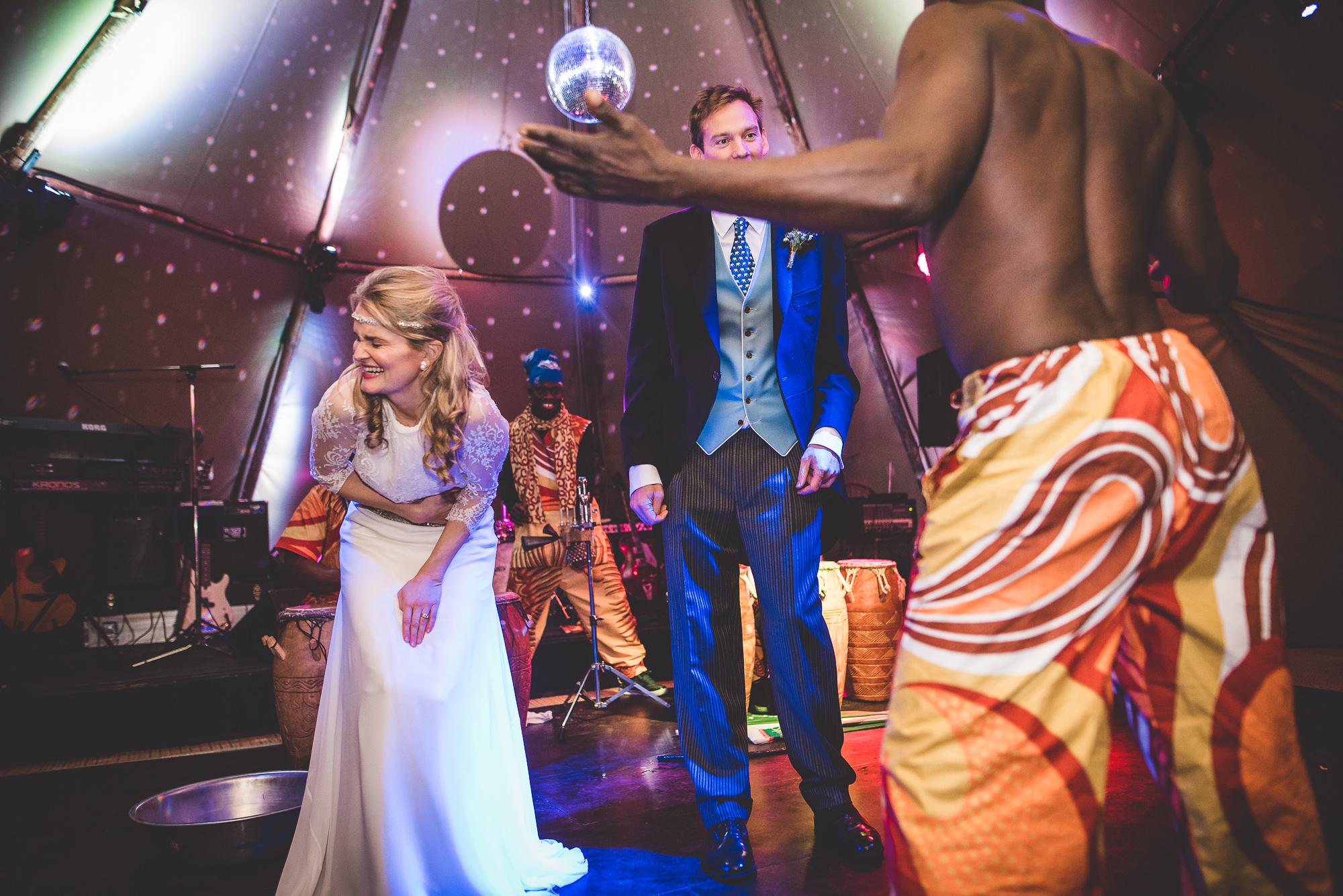 Garden Tipi Wedding | Tobina & Franny Tobina Blog 069