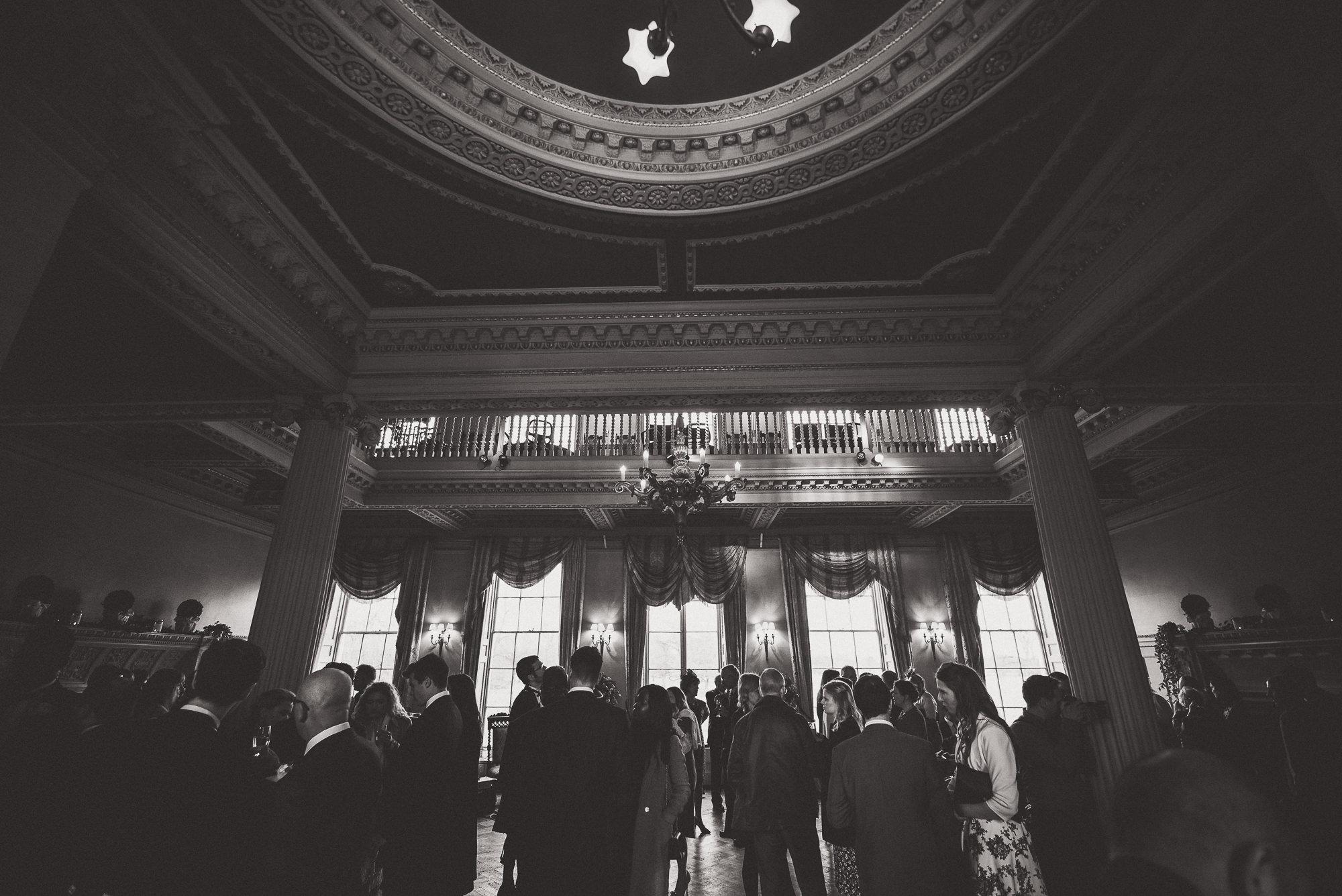 Hampton Court House Wedding Photography | Hannah & Ed HE168