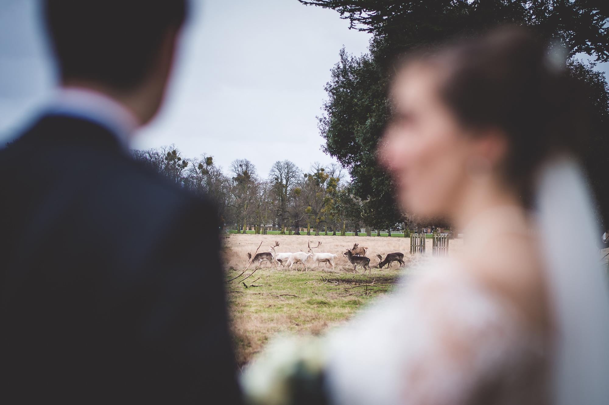 Hampton Court House Wedding Photography | Hannah & Ed HE175