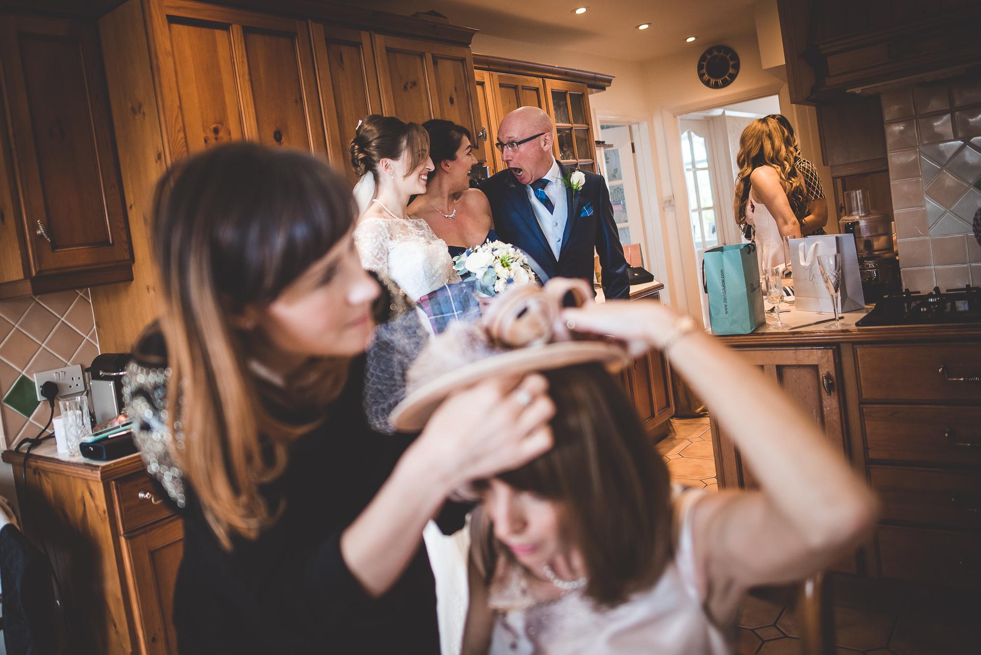 Hampton Court House Wedding Photography | Hannah & Ed HE49