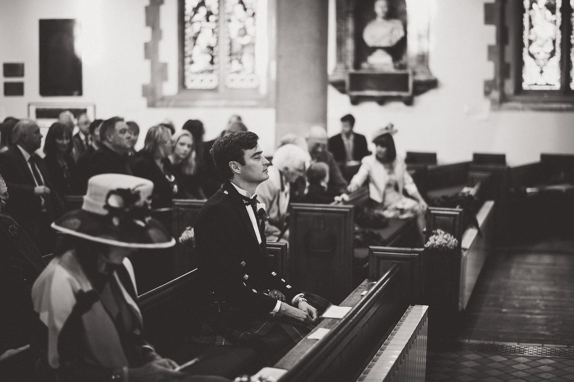 Hampton Court House Wedding Photography | Hannah & Ed HE65