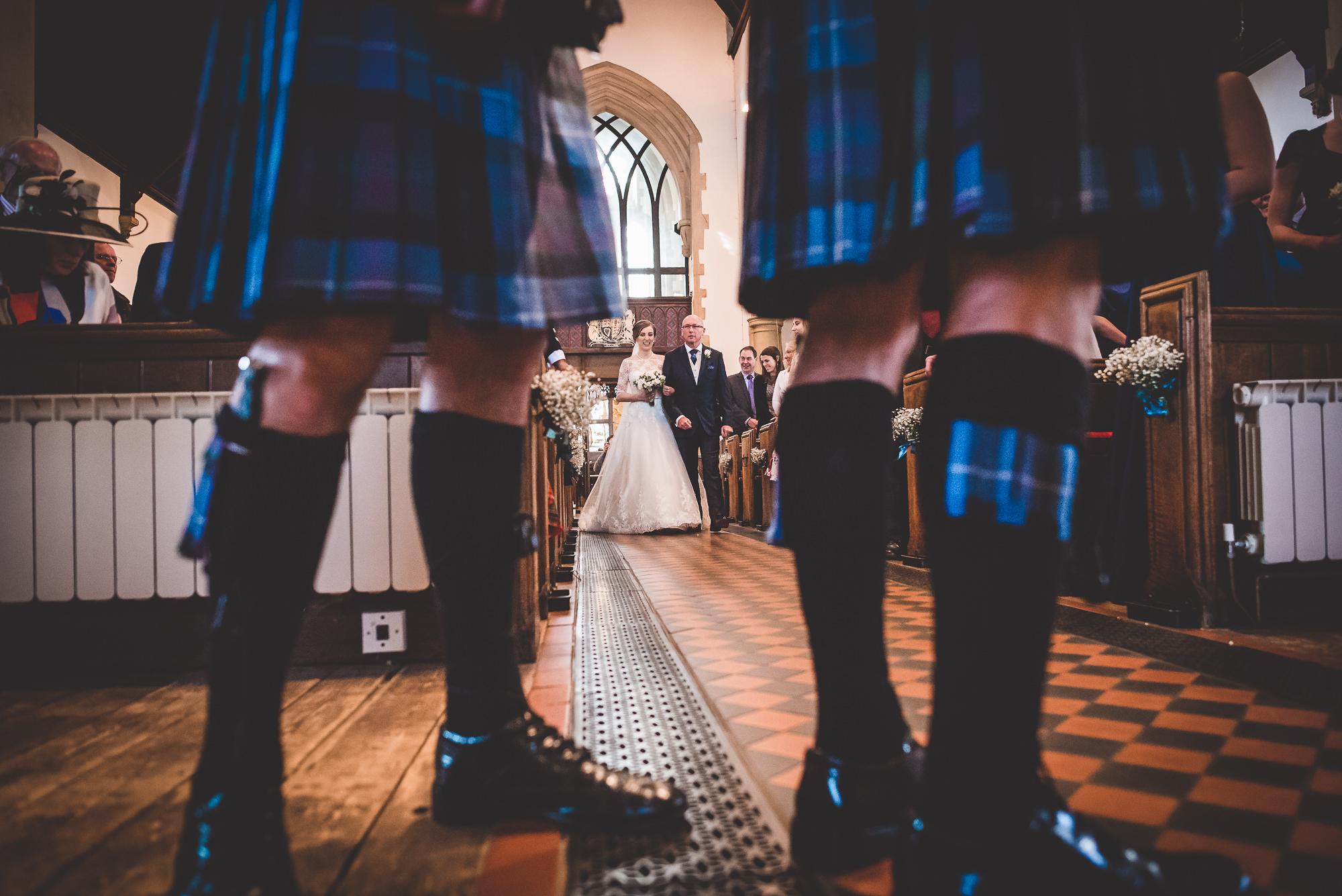 Hampton Court House Wedding Photography | Hannah & Ed HE79