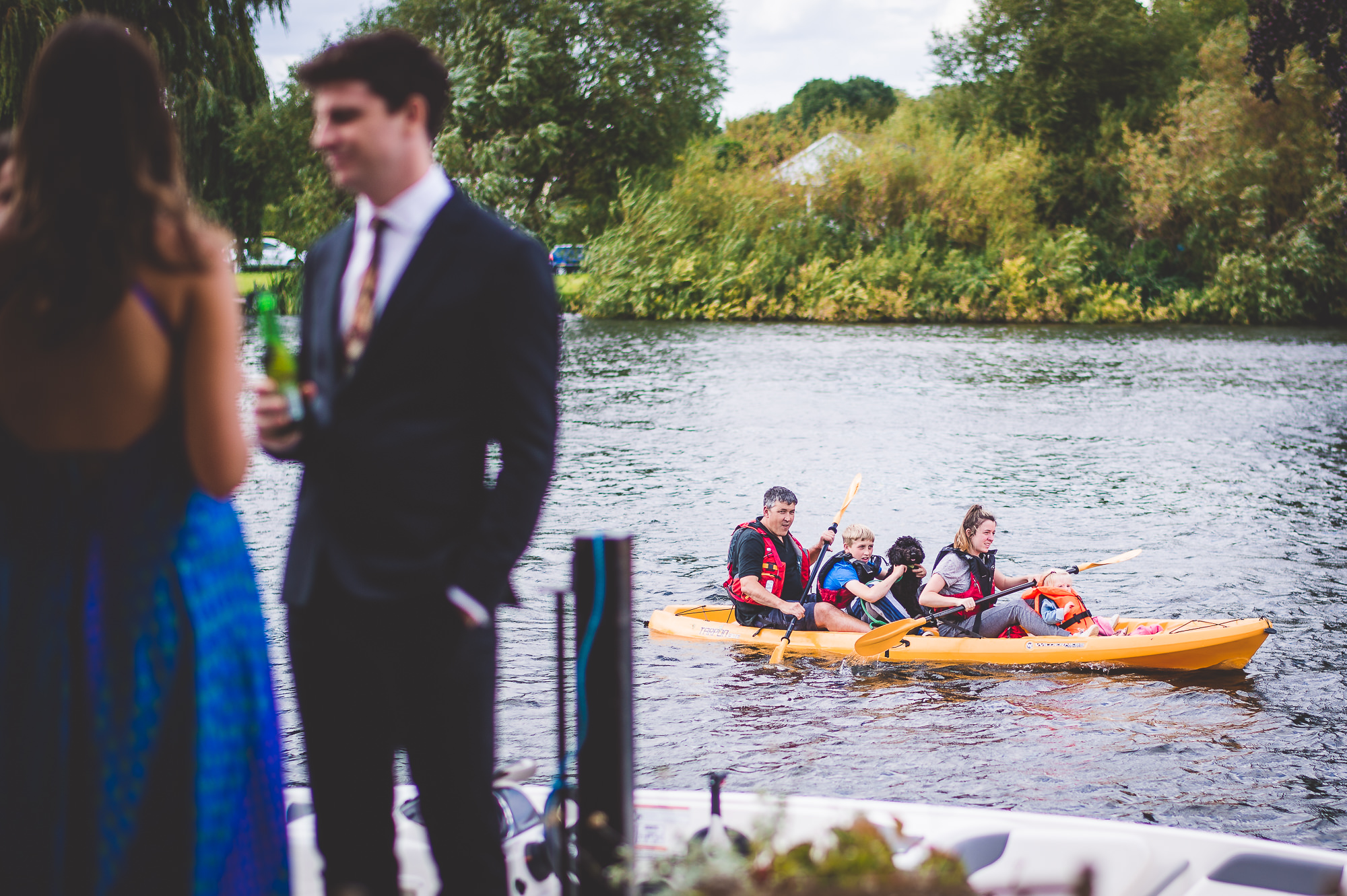 River Thames Wedding Photography | Sam & Rob Sam Rob 0238