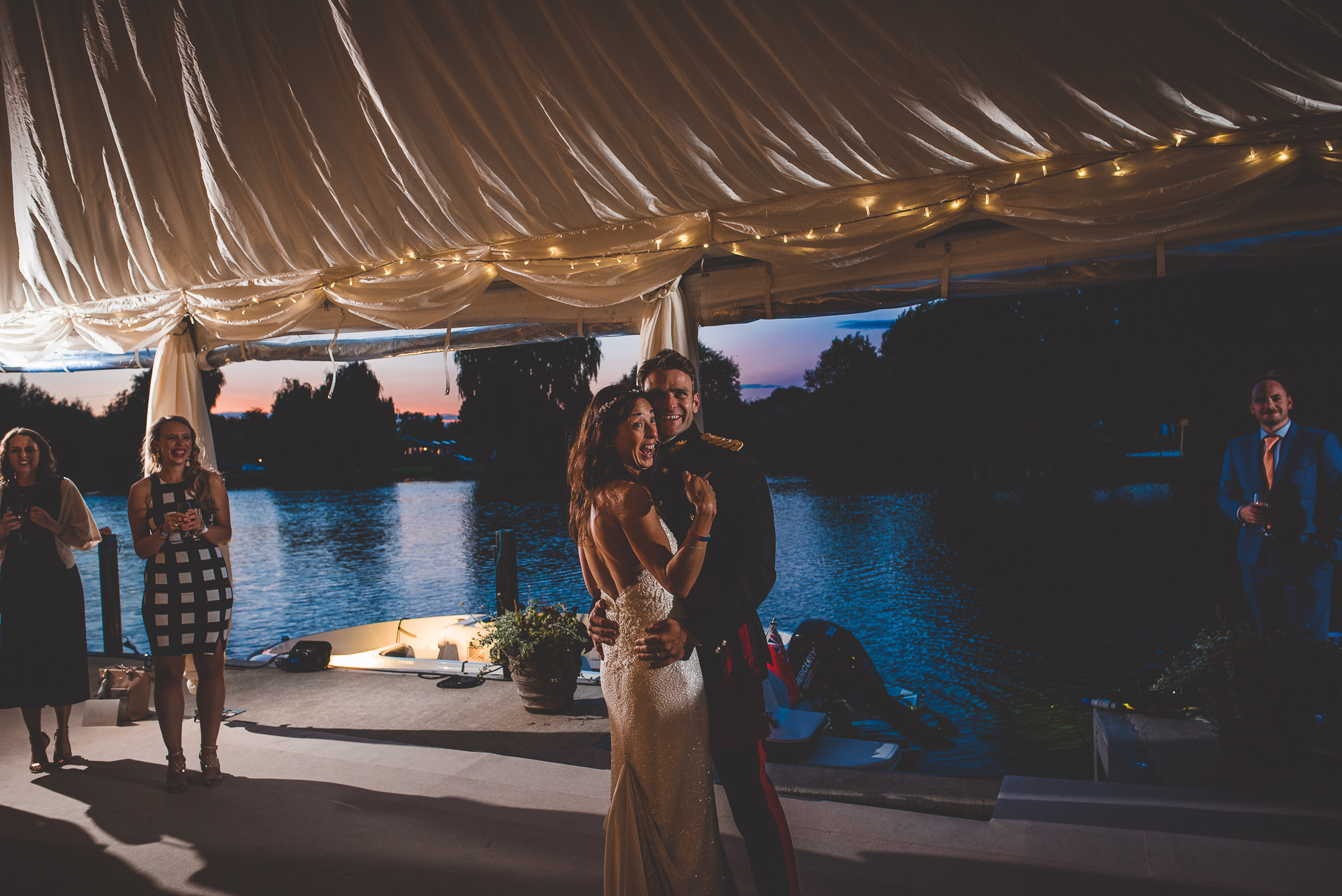 River Thames Wedding Photography | Sam & Rob Sam Rob 0389