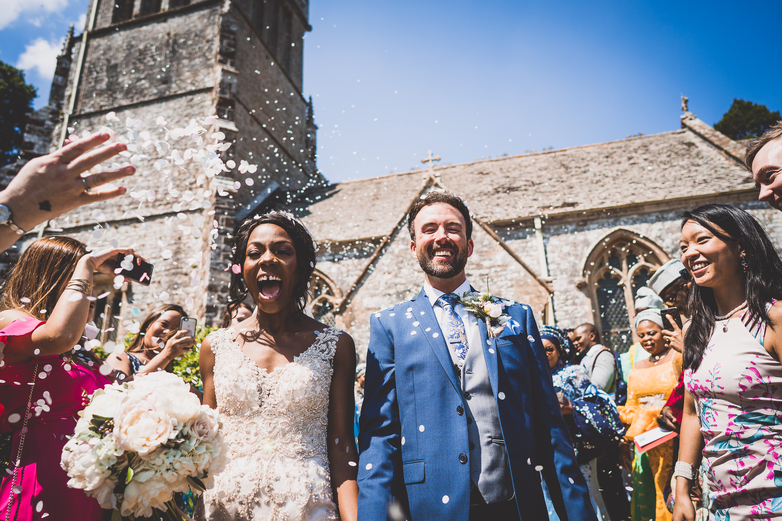 Lulworth Castle Wedding Photography | Amina & David Amina David ss 039