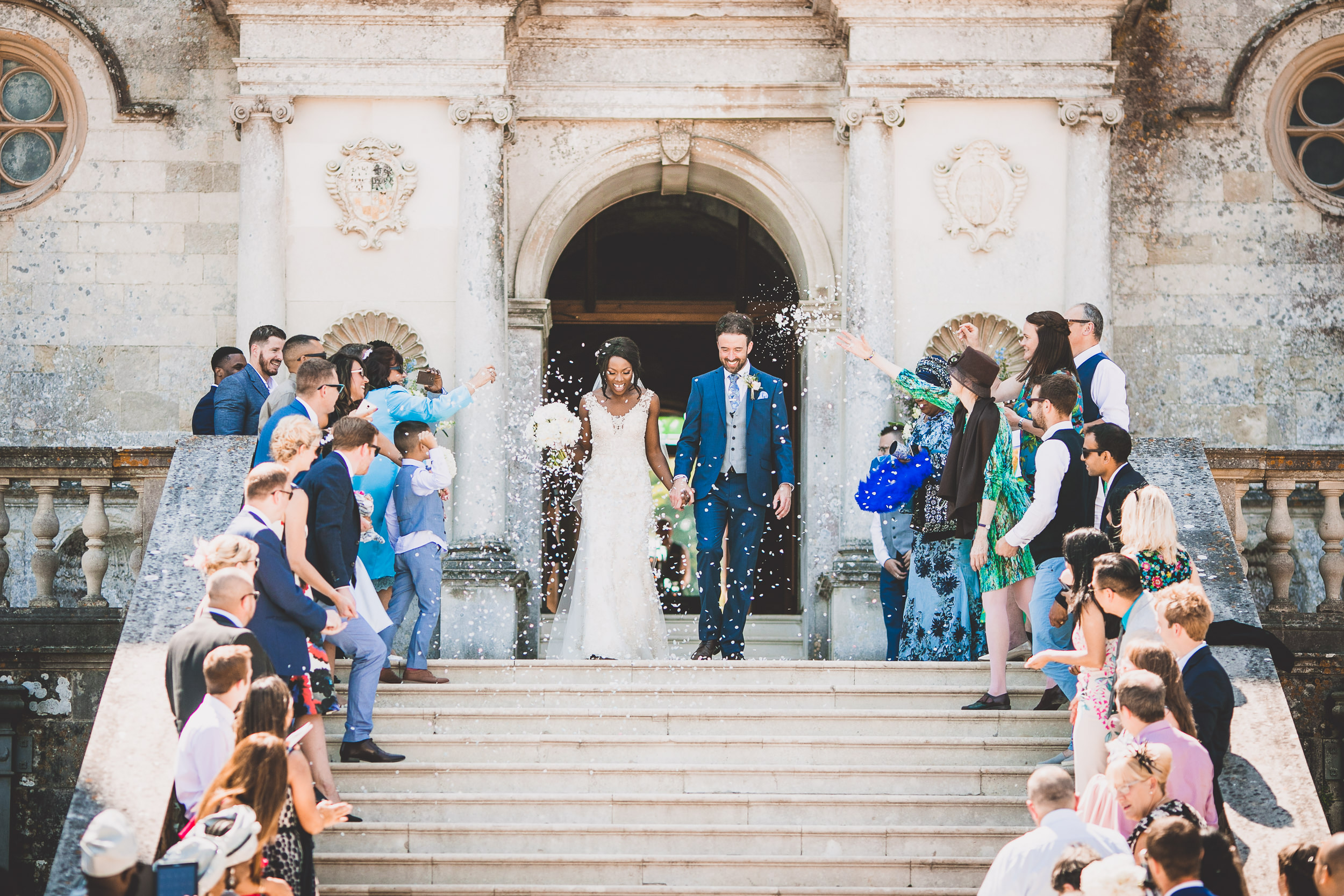 Lulworth Castle Wedding Photography | Amina & David Amina David ss 041