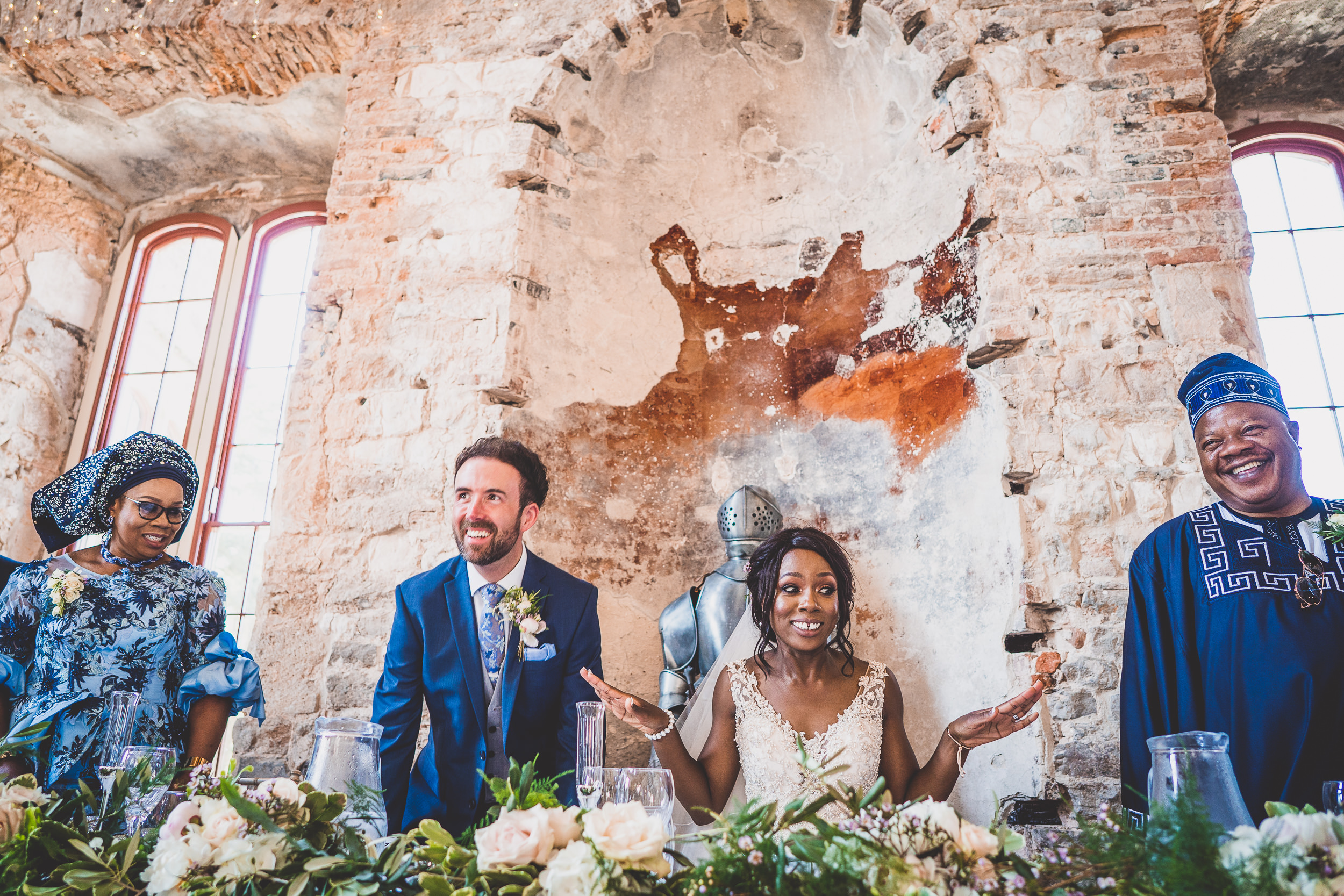 Lulworth Castle Wedding Photography | Amina & David Amina David ss 067